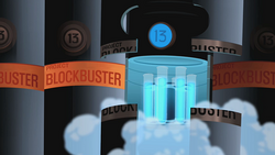 Project Blockbuster
