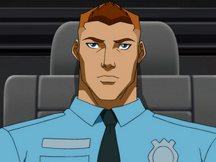 Jim Harper | Young Justice Wiki | FANDOM powered by Wikia