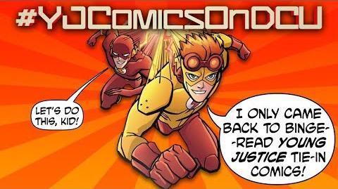 YJ Comics On DCU (video 2)