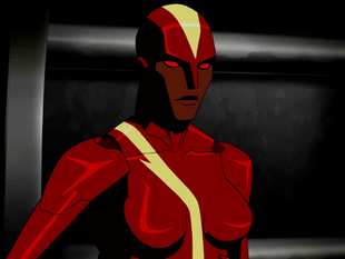 Red Inferno | Young Justice Wiki | FANDOM powered by Wikia