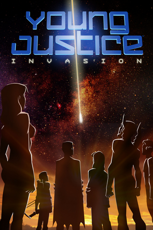 Image result for young justice invasion
