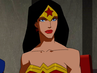 DC Comics Girls Wonder Woman Star Shield Hoodie