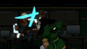 Aqualad duels Cheshire