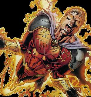 Gabriel Summers (Earth-616) Emperor Vulcan2