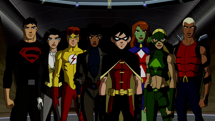 Young Justice: The Next Generation | Young Justice FanFiction Wiki