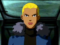 Artemis in Young Justice2