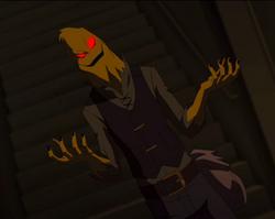 Scarecrow profile