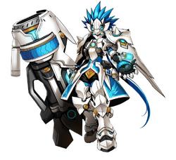 Cobalt Juggernaut