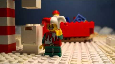 Lego - Newsboys - All I Want for Christmas Is You