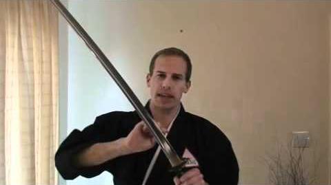 Katana - samurai sword introduction
