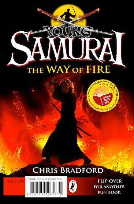 The Way of Fire   Young Samurai Wiki   FANDOM powered by Wikia