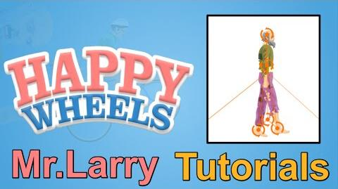 How to Make a Walking NPC in Happy Wheels Level Editor Tutorial Season 2