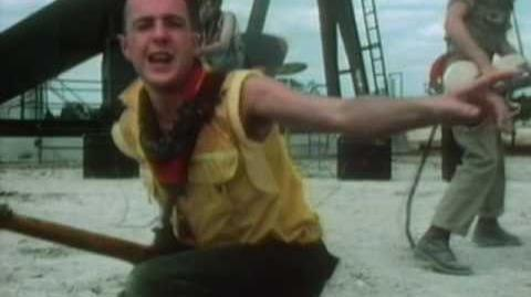 The Clash - Rock the Casbah-1