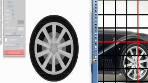 Happy Wheels Speedart - Morgan Aero Supercar