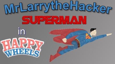 Happy Wheels Speed Drawings- Superman Ep. 9