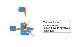 Termenoil mech