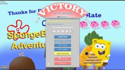 SpongeBob Adventure Gameplay 1