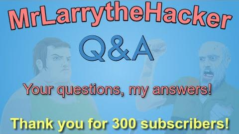 Lwpeterson50/Thank you for 300 subscribers- your questions answered!
