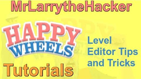 Happy Wheels Level Editor Tips and Tricks Ep. 13 Season 2.5