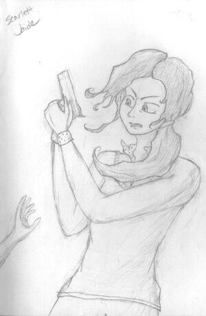 Scarlett Jaide Drawing