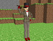 Mmd gamechap v4 by rockettheracer-d5riwug