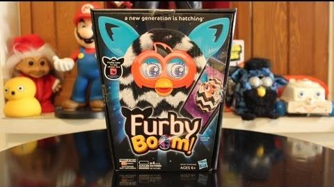 2013 Furby Boom Review