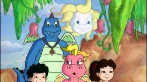 Dragon Tales - Blowin' in the Wind
