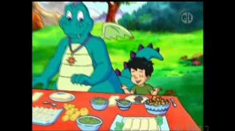 Dragon Tales - Copy Cat (full)