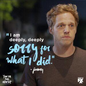 Season 4 Quotes Odysseus Jimmy