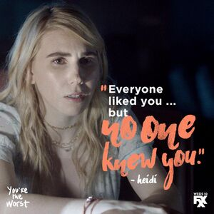 Season 4 Quote Not a Great Bet Heidi