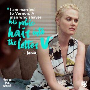 Season 4 Quote Becca