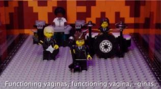 Lego Martian