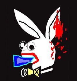 Playboy logoweird