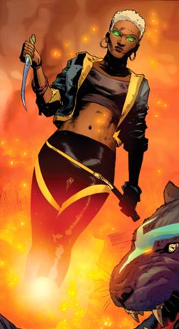 Kymera (Earth-TRN311) from X-Men Vol 4 14 0001