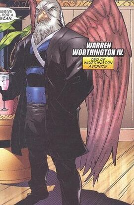 Warren Worthington IV 0001