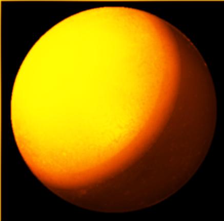 Planet Even Less Blurry Color
