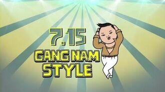 PSY - 'GANGNAM STYLE (강남스타일)' Teaser 1