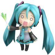 Miku Hatsune doll