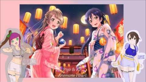 【Piyo & KP】Anemone Heart【Love Live! Cover】