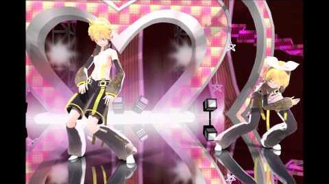 【MMD】Rin and Len get Spicy (JUST BL)