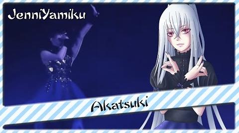『JenniYamiku』紅月 - アカツキ AKATSUKI - BABYMETAL【300+ subs】