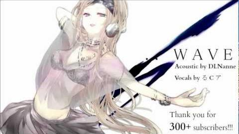 (1 Year of Singing) WAVE (Acoustic Ver.) Cover by Lucia