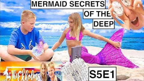 Mermaid Secrets of The Deep ~ S5E1 ~ THE CODE ~ magical mermaid videos