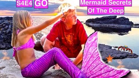 Mermaid Secrets of The Deep ~ S4E4 ~ GO ~ A short movie made for our Youtube channel