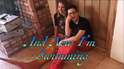 "Not-So-Secret Mermaids And Now I'm Swimming S3 E1 ""Invitation"""