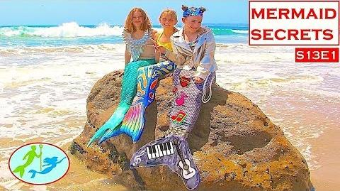 Mermaid Secrets of the Deep - MERMAID SONG - S13E1 Theekholms