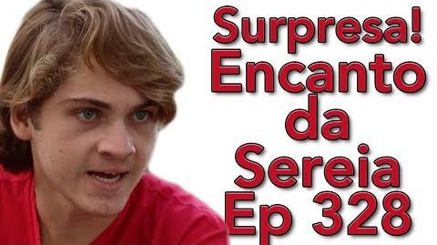 """""""Surpresa!"""" Encanto da Sereia 328"""