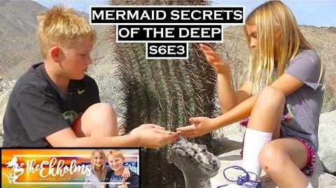 Mermaid Secrets of The Deep ~ Season 6 Episode 3 ~ TRIALS