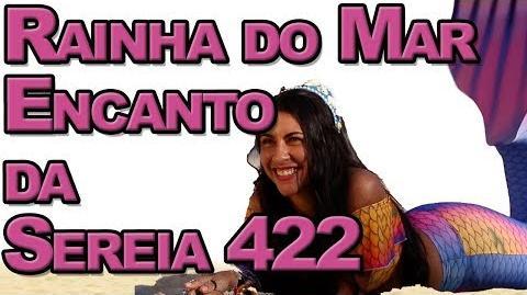 """""""Rainha do Mar"""" Encanto da Sereia 422"""