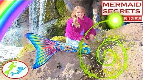 Mermaid Secrets of The Deep - PRINCESS STRESS - S12E5 Theekholms